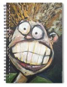 Next Time Try Decaf Spiral Notebook