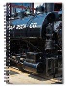 N.h. Trap Rock Co. 43 Spiral Notebook