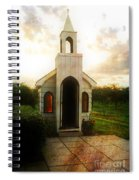 Niagara Church Spiral Notebook
