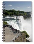 Niagara Falls - New York Spiral Notebook
