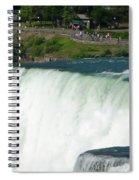 Niagara Falls 10 Spiral Notebook