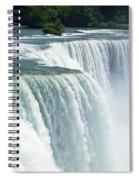 Niagara Falls 3 Spiral Notebook