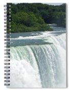 Niagara Falls 8 Spiral Notebook