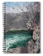 Niagara Falls Gorge Spiral Notebook