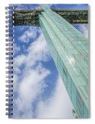 Niagara Falls Observation Tower Spiral Notebook