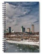 Niagara Falls The City 4534 Spiral Notebook