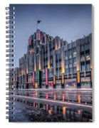 Niagara Mohawk Syracuse Spiral Notebook