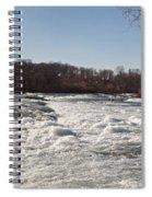 Niagara Rapids Spiral Notebook