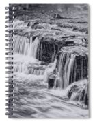 Niagara River Falls Spiral Notebook