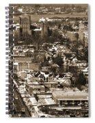 Niagara Street Winter 2013 Spiral Notebook