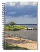 Nice Little Cove Spiral Notebook