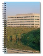 Nice Place To Work Spiral Notebook