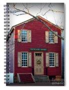 Nicolson Store Spiral Notebook