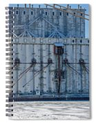 Nidera Storage 2 Spiral Notebook