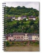 Niederheimsbach Am Rhein Spiral Notebook
