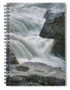 Nigel Creek Cascades Spiral Notebook