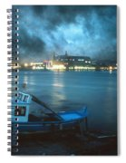 Night After Night Spiral Notebook