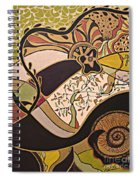 Night And Day.. Spiral Notebook