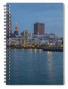 Night Befalls Spiral Notebook