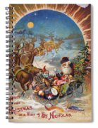 Night Before Christmas Spiral Notebook