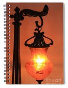 Night Spiral Notebook
