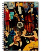 All Star Joint Spiral Notebook