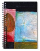 Night Comes Spiral Notebook