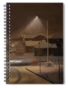 Night Drive Spiral Notebook