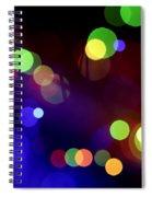 Night Fever Spiral Notebook