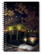 Night Fill Spiral Notebook