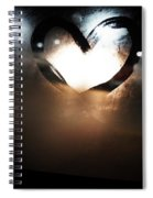 Night Life Love Spiral Notebook