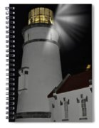 Night Light Spiral Notebook