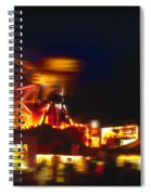 Night Moves 2 Spiral Notebook