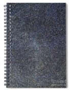 Night Radiation  Spiral Notebook