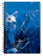 Night Sonata Spiral Notebook