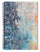 Night To New Day Spiral Notebook