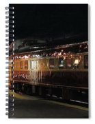 Night Train Spiral Notebook