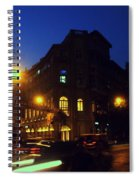 Night View Spiral Notebook
