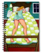 Chihuahua - Night Watch Spiral Notebook