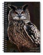 Night Watchman Spiral Notebook