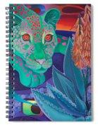 Night Wispers Spiral Notebook