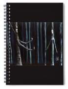 Nightfall Secret Spiral Notebook