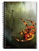 Nightmares Spiral Notebook