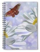 Nights In White Silk 2 Spiral Notebook