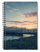 Nights Like These Spiral Notebook