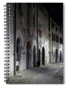 Nightscape. Iseo Spiral Notebook