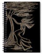 Nightwind Spiral Notebook