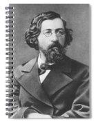Nikolai Chernyshevsky (1828-1889) Spiral Notebook