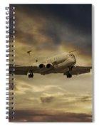 Nimrod Mra4 Spiral Notebook