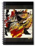 Nimrod Spiral Notebook